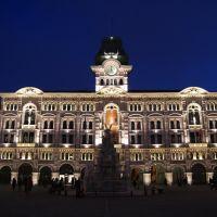 Municipio in Piazza Unità dItalia_Trieste, Триест