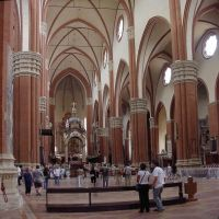 Bologna - Nel Basilica di San Petronio, Болонья