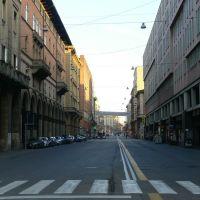 Bologna, via Dei Mille, Болонья