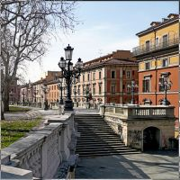 Bologna, la Montagnola (2), Болонья