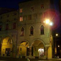 Bolonia nocturna, Болонья