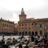 P.za Maggiore, Bologna, Болонья