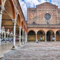 Basilica dei Servi di Maria, Болонья