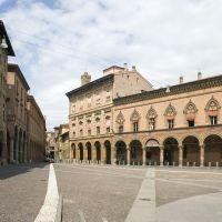 Bologna_via Santo Stefano, Болонья