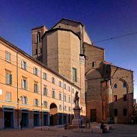Bologna, Galvani e San Petronio, Болонья