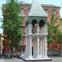 Bolonya, Piazza San Domenico, Болонья