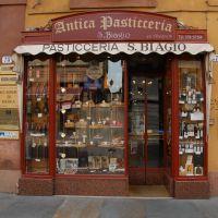 Sabato pomeriggio a Modena - Qui per i dolci tradizionali di Modena e laceto balsamico, Модена
