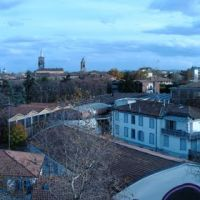 Mutinas skyline, Модена