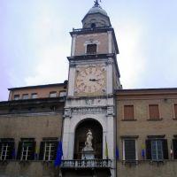 Modena-Torre dellorologio, Модена