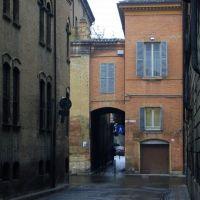 Modena-Vicolo delle Grazie, Модена