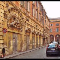 Modena - Via Modonella & Cinema Splendor, Модена