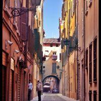 Modena - Vicolo Squallore, Модена