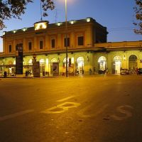 Parma Rail Station, Парма
