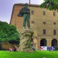 Monumento al Partigiano, Parma, Парма
