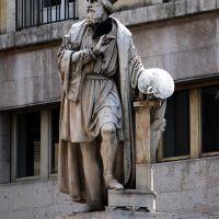 Parmigianinos Statue, Парма