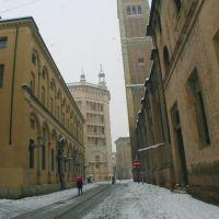 Per piazza Duomo, Парма