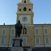 Monumento Garibaldi, Парма
