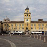 Parma Piazza Garibaldi, Парма