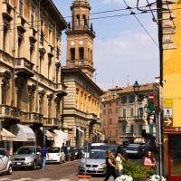 Strada Melloni. Parma, Парма