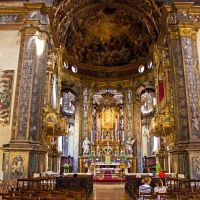Santa Maria della Steccata, Парма