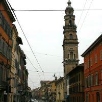 Chiesa S.Sepolcro, via Repubblica, Парма