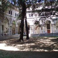 ravenna chiostro, Равенна
