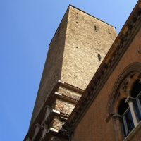 tower in Ravenna, Равенна