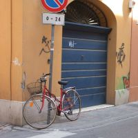 il potere al ciclista - Ravenna, Равенна