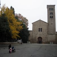 Piazza S. Francesco Ravenna Italy, Равенна