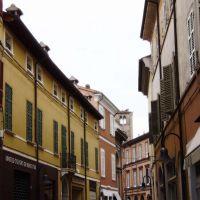 Via Cavour, Равенна