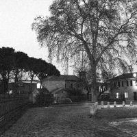 Mausoleo di Galla Placidia al tramonto, Равенна