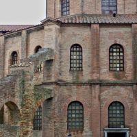Basilica di San Vitale (posteriore), Равенна