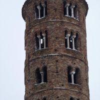 SantApollinare Nuovo - il campanile, Равенна