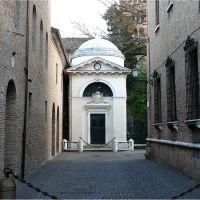 Lultima dimora di Dante Alighieri, Равенна