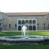 Ravenna- Loggetta lombardesca1, Равенна