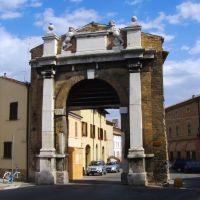 Ravenna - Porta S.Mama (o S.Mamante), Sec. XI (23/07/2011), Равенна