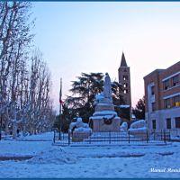 Ravenna, Piazza Anita Garibaldi., Равенна