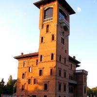 villa Rangoni-Machiavelli, Фенца
