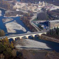 Spilamberto, fiume Panaro, Фенца