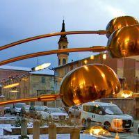 Spilamberto, suggestioni natalizie, Фенца