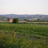 Ciclabile Panaro, Фенца