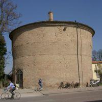 Ferrara 2007  Porta Mare Il Torrione, Феррара
