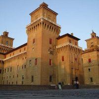 Castello Estense (Ferrara), Феррара