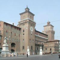 Castello Ferrara, Феррара