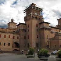 Ferrara. Castello Estense, Феррара