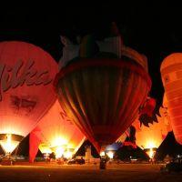 Ferrara ballons festival 08 - Night glow 04, Феррара