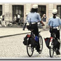 # 186 - 2010 January - Npc - A Ferrara solo in bici, anche chi controlla, Феррара