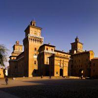 Castello Estense, Феррара