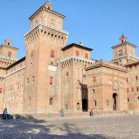 Castello Estense - Ferrara, Феррара