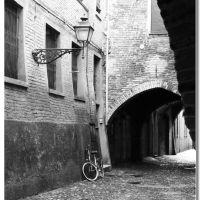Via delle Volte old style, Феррара